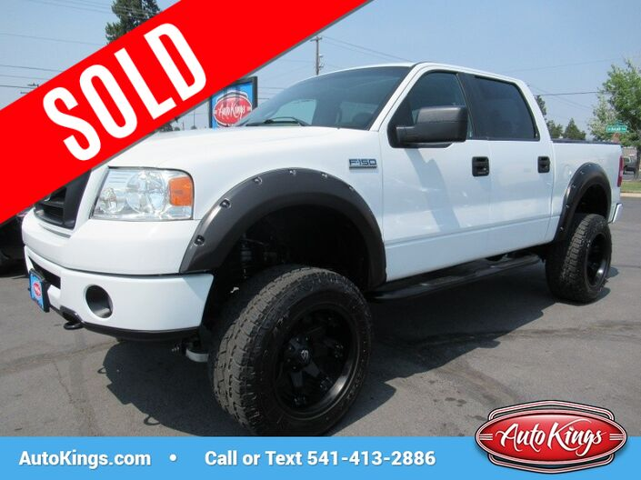 2008 Ford F-150 FX4 4WD SuperCrew Bend OR
