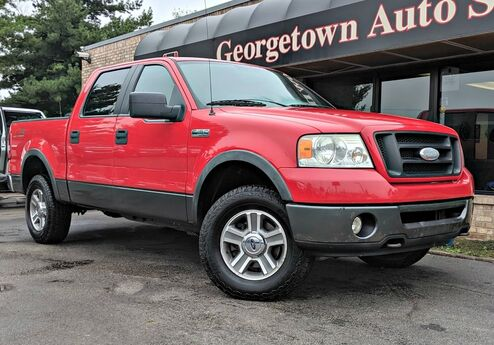 2008 Ford F-150 FX4 Georgetown KY