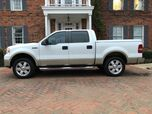 2008 Ford F-150 Lariat 2-owners crew cab. Remarkabley kept & maintained MUST C!