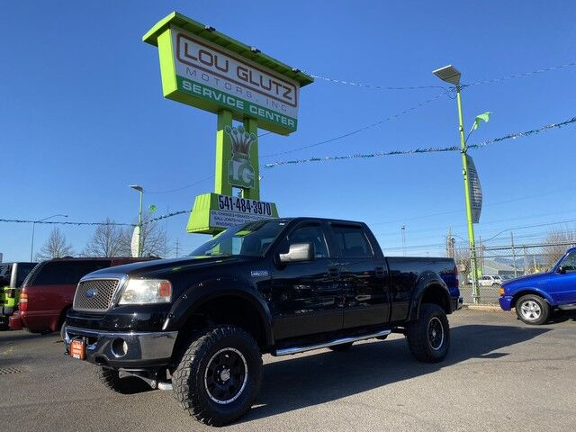 2008 Ford F-150 Lariat Eugene OR