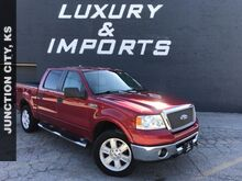2008_Ford_F-150_Lariat_ Leavenworth KS