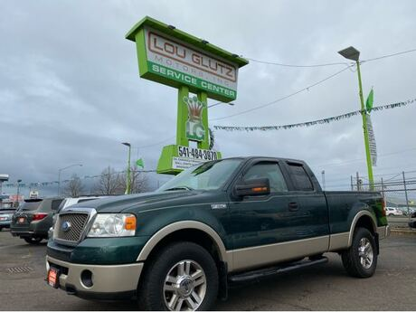 2008 Ford F-150 Lariat SuperCab 4WD Eugene OR