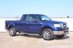 2008_Ford_F-150_Lariat SuperCab 4WD_ Terrell TX