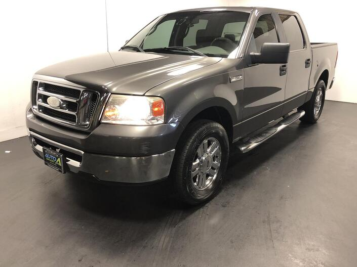 2008 Ford F-150 Lariat SuperCrew 2WD Texarkana TX