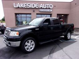 2008_Ford_F-150_Lariat SuperCrew 4WD_ Colorado Springs CO