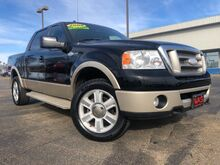 2008_Ford_F-150_Lariat SuperCrew 4WD_ Jackson MS