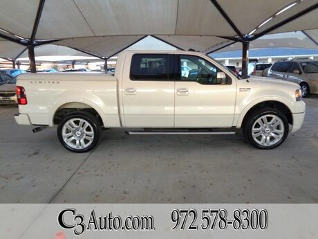 2008 Ford F-150 Limited Plano TX