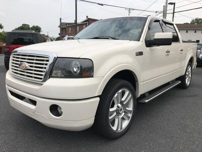 Ford F-150 Limited 2008