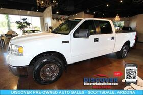 2008_Ford_F-150_SuperCrew Cab XLT 4X4 Pickup 6 1/2 ft_ Scottsdale AZ