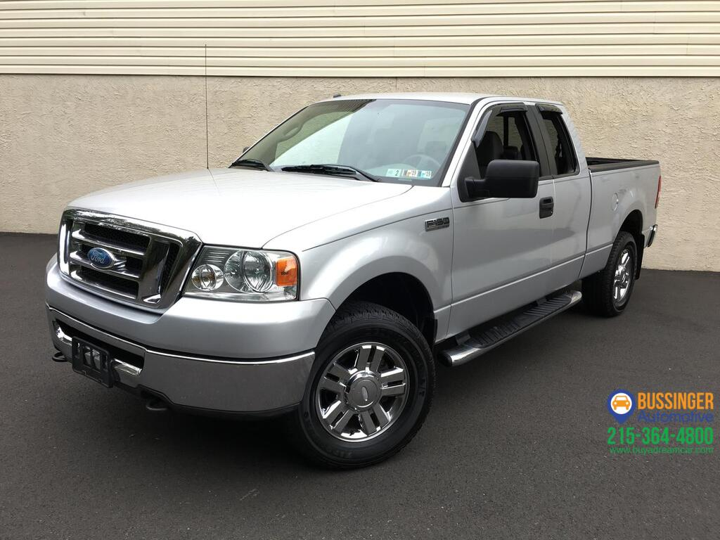 2008 Ford F-150 XLT - SuperCab 4x4 Feasterville PA