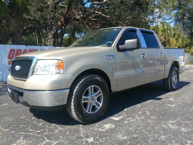 2008_Ford_F-150_XLT_ Fort Myers FL