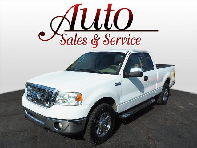 2008 Ford F-150 XLT SuperCab Short Box 4WD Indianapolis IN