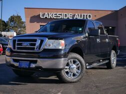 2008_Ford_F-150_XLT SuperCrew Short Box 4WD_ Colorado Springs CO