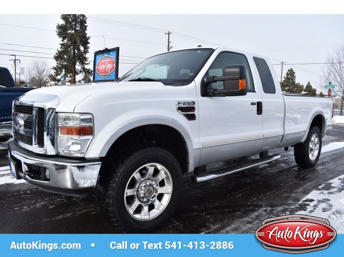 2008 Ford F-250 4WD SuperCab 158 Lariat Bend OR