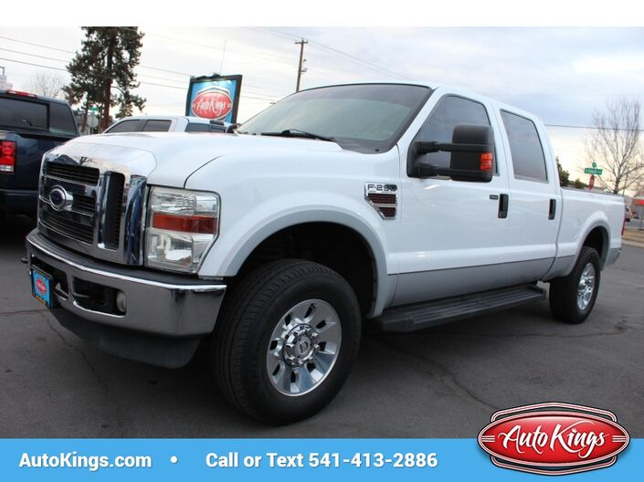 2008 Ford F-250 Lariat 4WD Crew Cab Bend OR