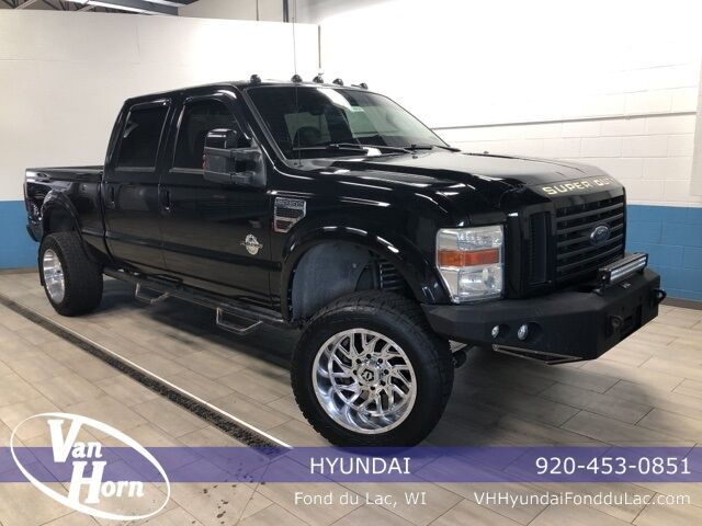 2008 Ford F-250SD FX4 Plymouth WI