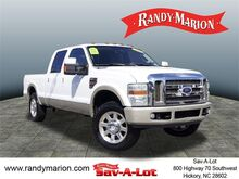 2008_Ford_F-250SD_King Ranch_ Mooresville NC