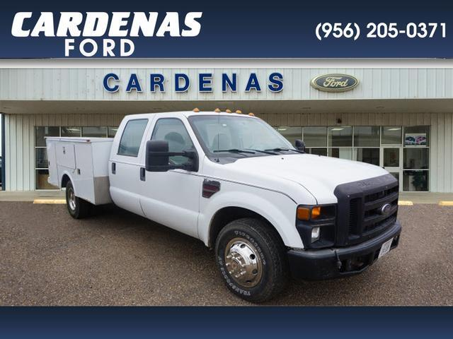 2008 Ford F-350 Chassis Cab  Harlingen TX