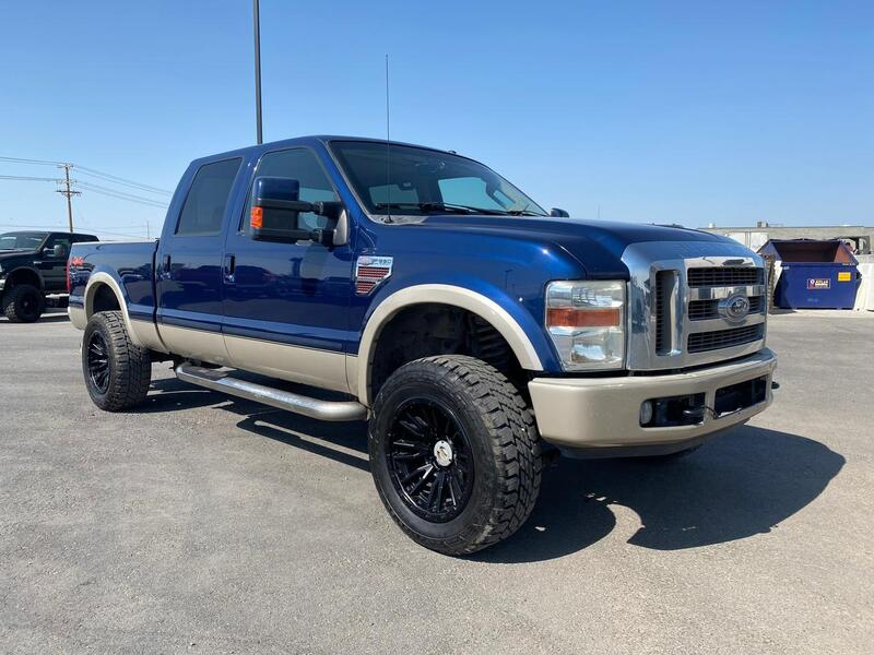 2008 Ford F-350 King Ranch West Valley City UT