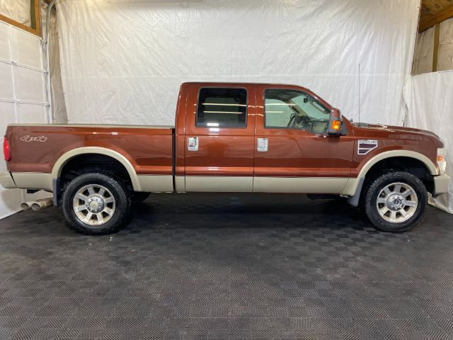 2008 Ford F-350 SD King Ranch Crew Cab 4WD Middletown OH