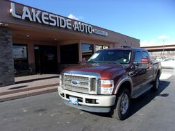 2008_Ford_F-350 SD_Lariat Crew Cab 4WD_ Colorado Springs CO