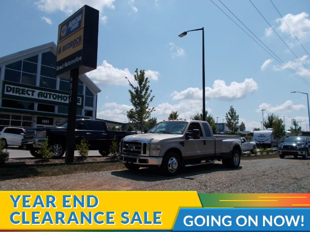 2008 Ford F-350 SD Lariat SuperCab Long Bed DRW 2WD Monroe NC