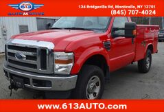 2008_Ford_F-350 SD_XL 4WD_ Ulster County NY