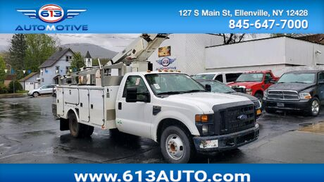 2008 Ford F-350 SD XL DRW 2WD Ulster County NY