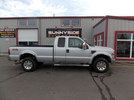 2008 Ford F-350 SD XLT SuperCab 4WD Idaho Falls ID