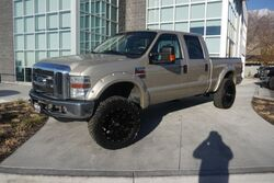 Ford F-350SD Lariat 2008