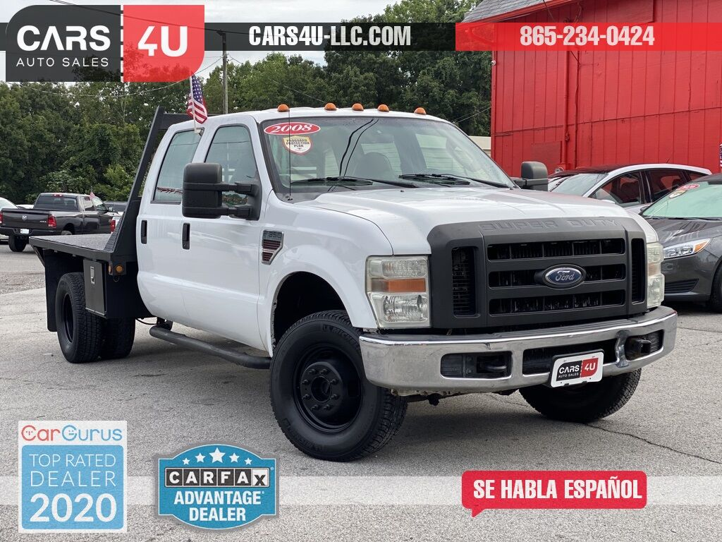 2008 Ford F-350SD XL Knoxville TN