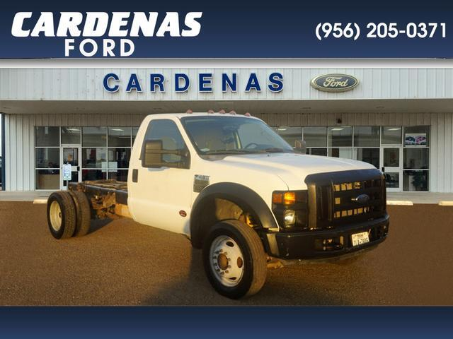 2008 Ford F-450  Harlingen TX