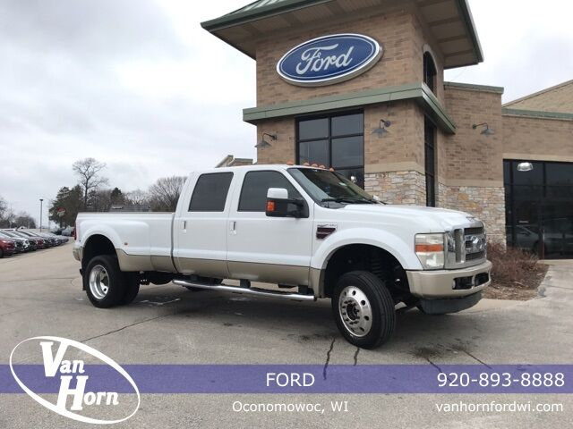 2008 Ford F-450SD King Ranch Plymouth WI