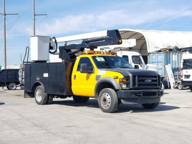 2008 Ford F-450XL 30' Height Bucket Truck