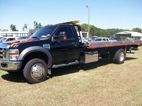2008 Ford F 550 ROLLBACK XLT Whiteville NC