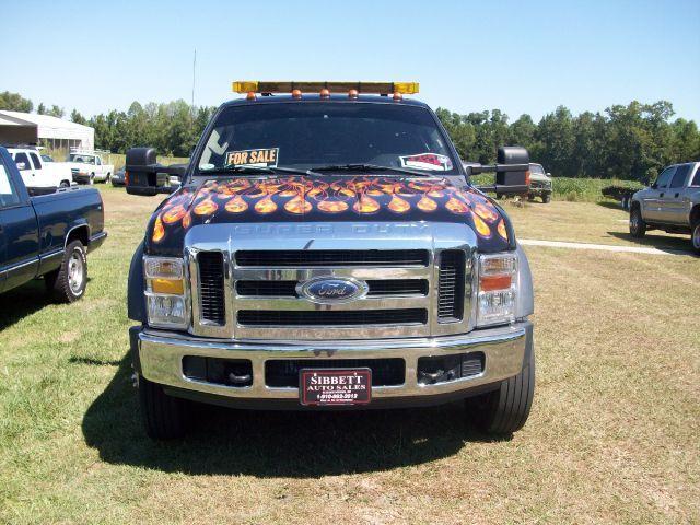 2008 Ford F 550 ROLLBACK XLT Whiteville NC