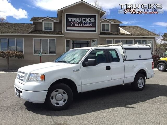 2008 Ford F150 SUPER CAB STX