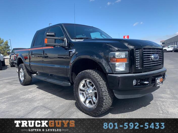 2008 Ford F350 Harley-Davidson West Valley City UT
