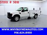 2008 Ford F350 Utility ~ Liftgate ~ Only 26K Miles!