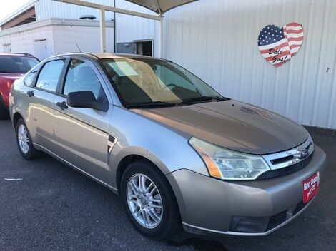2008_Ford_Focus__ Mission TX
