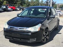 2008_Ford_Focus_4dr Sdn S_ Cary NC