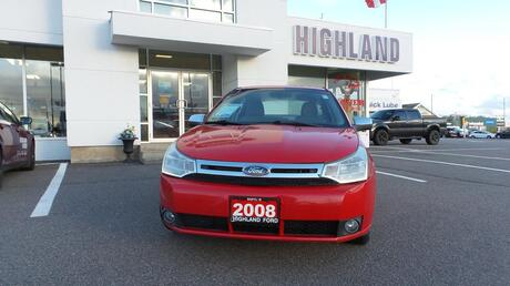 2008 Ford Focus AUTO AIR Sault Sainte Marie ON