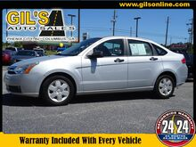 2008_Ford_Focus_S_ Columbus GA