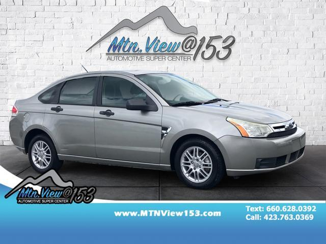 Mtn View Ford >> Used 2008 Ford Focus Se In Chattanooga Tn