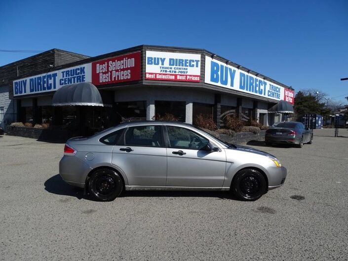 2008 Ford Focus SE, Comes with an Extra Set of Tires Kelowna BC