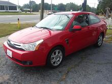 2008_Ford_Focus_SE Coupe_ Whiteville NC