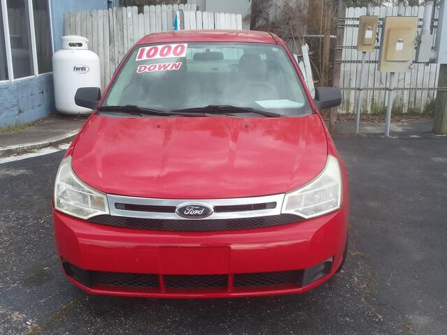 2008 Ford Focus SE Coupe Whiteville NC