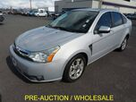 2008 Ford Focus SE PRE-AUCTION