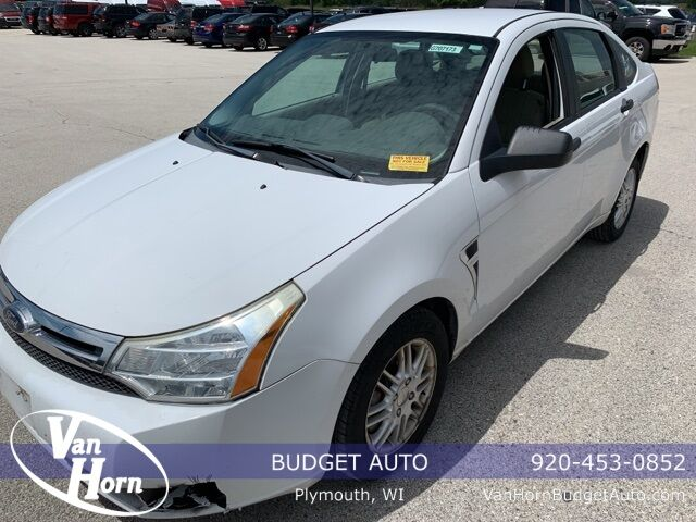 2008 Ford Focus SE Plymouth WI