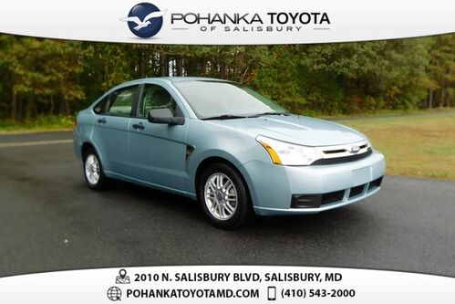 2008_Ford_Focus_SE_ Salisbury MD
